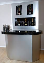 contemporary home bars