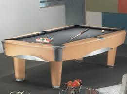 brunswick billiard table