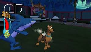 scooby doo psp game