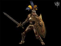 last chaos templar knight