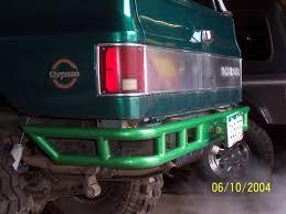 blazer bumpers