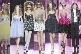 evolucion de la moda