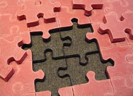 picture of a jigsaw puzzle