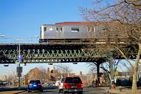 coney island train