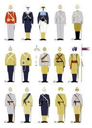 black watch uniform