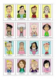 families cartoon