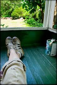 paint porch