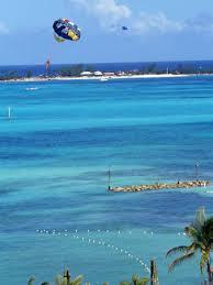 parasailing bahamas