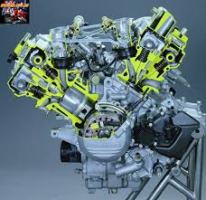 honda vfr engine