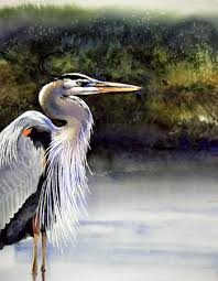 heron artist