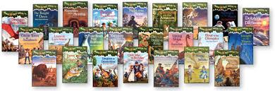 all magic tree house books