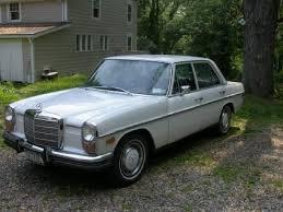 1972 mercedes 250