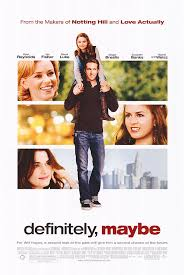 definitely maybe poster