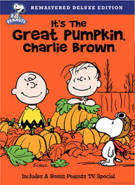 its the great pumpkin charlie brown dvd