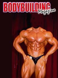 man body builder