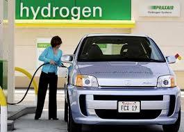 fuels hydrogen