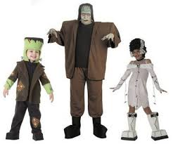 frankenstein fancy dress