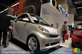 2009 smart brabus