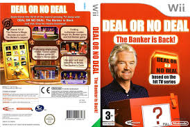 deal or no deal the banker is back wii