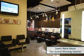 hairstyling salons