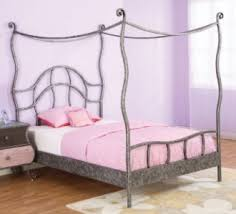 full size canopy beds