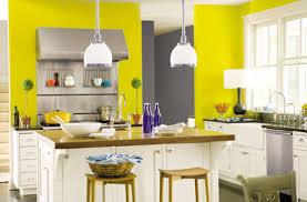 Kitchen Design Color Pic Dramatic Color for Kitchen Design Ideas 2009