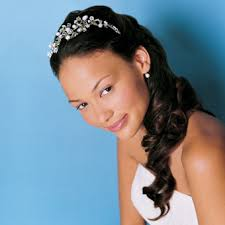 african american wedding hairstyle
