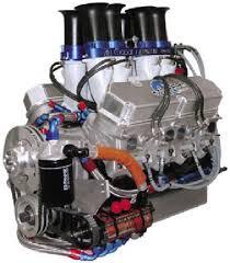 sprint car engines