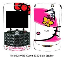 hello kitty blackberry cover