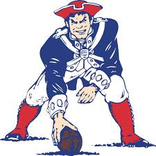 patriots old logo
