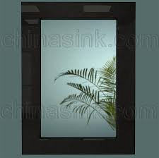 mirror black frame
