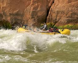 grand canyon white water