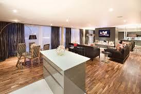 contemporary house interior