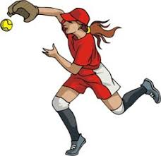 softball clip art free