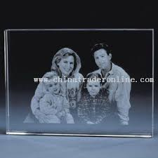 photo laser crystal