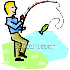 free clipart fishing