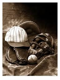old baseball pictures