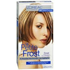 frost hair