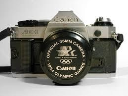 canon ae1 35mm camera