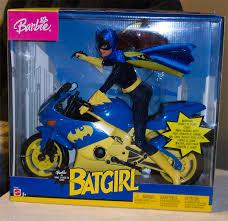 batgirl doll