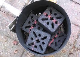 burning bricks