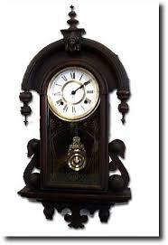 ansonia wall clocks