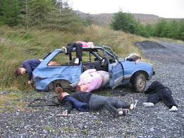 car wreck images