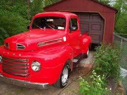antique pick up truck