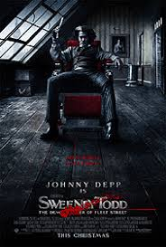 Sweeney Todd The Demon Barber Of Fleet S - The Contest (by Johnny Depp, Sacha Baron Cohen & Timothy Spa
