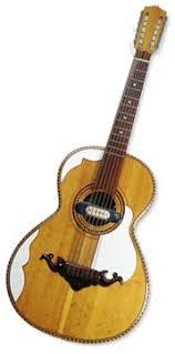 bajo sexto guitars