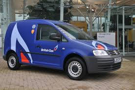 british gas vans