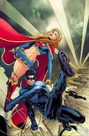 dc comic supergirl
