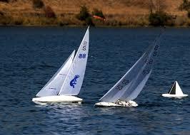 radio control model sailboats