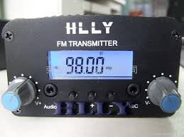 radio transmitter antenna